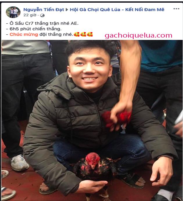 Ô Sầu CR7 thắng Tía CR7